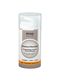 Mio Workout Wonder Invigorating Muscle Motivating Gel No Color
