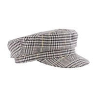 Isabel Marant Evie Cap Yellow Grey