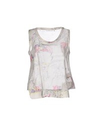 Brebis Noir Topwear Tops Women Grey