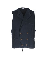 Avio Vests Dark Blue