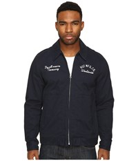 Huf Mechanic Jacket Navy Men's Coat