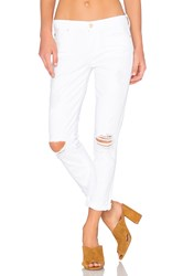 7 For All Mankind Josefina Destroy Clean White 3
