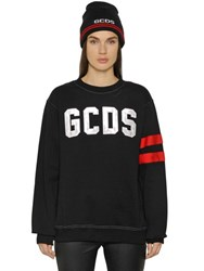 Gcds Heavy Cotton Jersey Sweatshirt