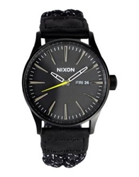 Nixon Wrist Watches Black