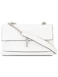 Hayward Margaux Shoulder Bag White