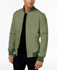 American Rag Men's Baumwolle Bomber Jacket Only At Macy's Tarnished Stem