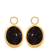Annoushka Drusy Wrapped Earring Drops Female