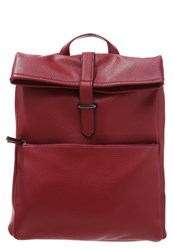 Evenandodd Rucksack Burgundy Bordeaux
