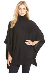Women's Michael Michael Kors Turtleneck Pocket Poncho