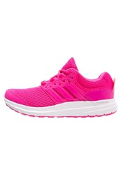 Adidas Performance Galaxy 3 Cushioned Running Shoes Shock Pink Core Black