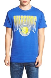Mitchell And Ness Men's Warriors Graphic T Shirt