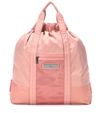Adidas By Stella Mccartney Gym Bag Pink