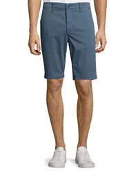 Joe's Jeans Flat Front Trouser Shorts Blue Men's