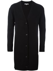 Mcq By Alexander Mcqueen Oversized Cardigan Black
