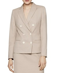 Reiss Maddox Double Breasted Blazer Camel