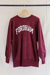 Urban Renewal Vintage Champion Fordham Sweatshirt Assorted