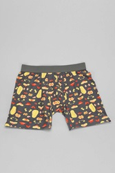 Urban Outfitters Mr. Potato Head Boxer Brief Charcoal
