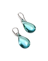 Antica Murrina Veneziana Lapilli Murano Glass Drop Earrings