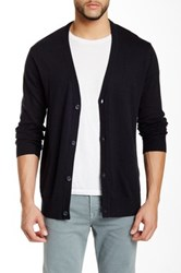Wesc Long Sleeve Cardigan Black