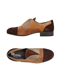 Ebarrito Loafers Dark Brown