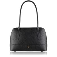 Radley Kennington Medium Ziptop Shoulder Bag Black