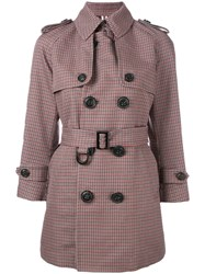 Dsquared2 Lightweight Check Coat