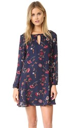 Cupcakes And Cashmere Hazel Printed Swing Dress Gypsy Soul