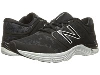 New Balance Wx711v2 Black Tie Dye Speckle Graphic Women's Cross Training Shoes