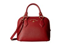 Vivienne Westwood Divina Bag Bordeaux Satchel Handbags Burgundy
