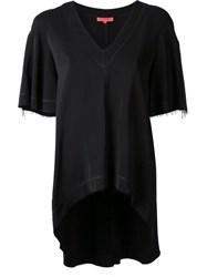 Manning Cartell Daily Edition Oversized T Shirt Black