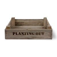 Garden Trading Wooden Seed Tray Large