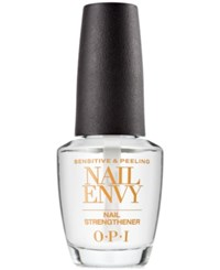 Opi Nail Envy Natural Nail Strengthener Sensitive And Peeling 0.5 Fl Oz