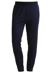 Your Turn Active Tracksuit Bottoms Navy Dark Blue