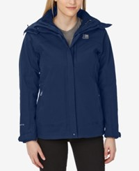 Karrimor 3 In 1 Jacket From Eastern Mountain Sports Blue Navy