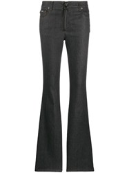 Tom Ford High Waist Bootcut Jeans Black