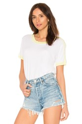 Wildfox Couture Solid Top White