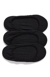Nordstrom Women's 3 Pack Liner Socks