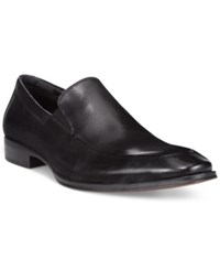 Alfani Charles Moc Slip On Shoes Only At Macy's Men's Shoes Black