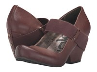 Otbt Bespoke Tuscany Women's Wedge Shoes Brown
