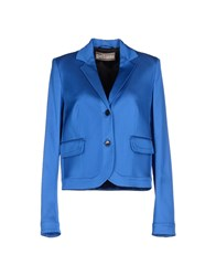 Galliano Suits And Jackets Blazers Women Azure