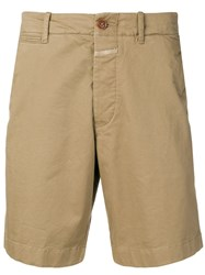 Closed Cargo Shorts Brown
