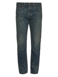 Simon Miller M002 Park View Slim Fit Jeans Denim