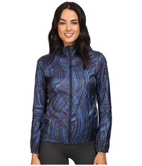 Brooks Lsd Jacket Navy Cosmo Women's Coat