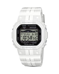 G Shock Lide Watch 42.8Mm White
