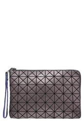 Paul's Boutique Mini Fleur Clutch Pewter Gunmetal