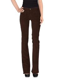 Seafarer Casual Pants Dark Brown