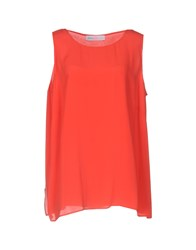 Severi Darling Tops Red