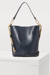 Vanessa Bruno Holly Leather Bucket Bag
