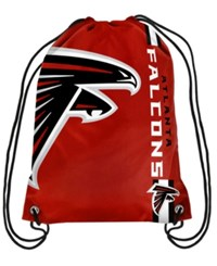Forever Collectibles Atlanta Falcons Big Logo Drawstring Bag Darkred