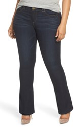 Wit And Wisdom Plus Size 'Itty Bitty' Bootcut Jeans